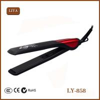 China Hot Selling Personal Ceramic Mini Hair Straightener Fast Heating Hair Iron for household use wholesale
