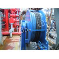 Buy cheap Stainless Steel / Carbon Steel Offshore Winch Small Size Manual Driven product