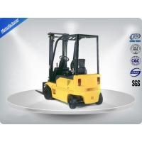 China 3 Ton All Terrain Articulated Forklift Truck No Noise For Height Rough Terrain wholesale
