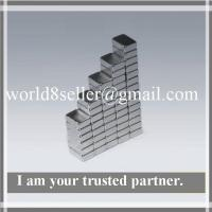 Buy cheap 電子のための専門希土類N35H強く永久的なNdfebブロックの磁石 product