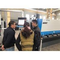 Buy cheap Hydraulic Variable Rake Guillotine Shearing Machine For Metal Sheet CE Certification product