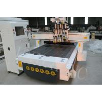 Buy cheap Three Spindle CNC Router Woodworking Machine from wholesalers