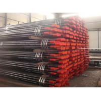 Buy cheap Round Type L80 Alloy Steel Tubing With Couplings For Transporting Oil Or Gas product