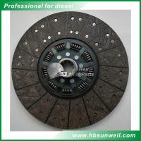 China Man Heavy Truck Clutch Plate Pressure Plate 1878001152 Easy Assembly on sale