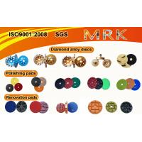 Buy cheap Alloy Material Diamond Blade Cup Wheel Polishing Pads For Concrete And Terrazzo product