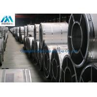 Buy cheap High Strength Aluzinc Steel Coil Cold Rolled Steel Coil JIS G3302 JIS G3312 product