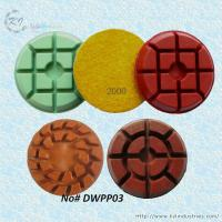 Quality Soft Polishing Pads for Concrete Floor / Granite & Marble Stone Renovation for sale