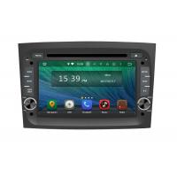 Doblo Android Car Dvd Player Gps With Gps Cortex A9 , Android Car Head Unit