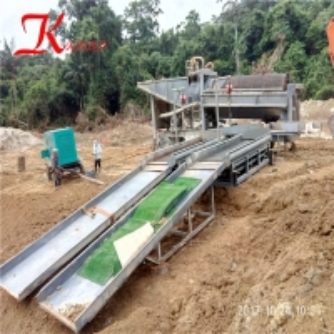Buy cheap 35Kw Gold Mining Machine product