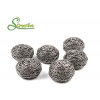 25g Stainless Steel Scourer For Kitchen Pan Cleaning Strong Cleaning Capacity