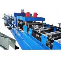 Quality 100-300 mm C Z Purlin Roll Forming Machine Of Galvanized Steel Strip or Carbon for sale