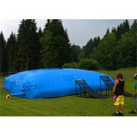 Buy cheap Giant Custom Safety Jumping Rescue Air Bag, Inflatable Cushion Rescue Air Bag from wholesalers
