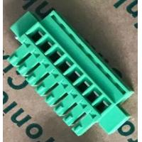 Buy cheap Terminal blocks PCB plug-in terminal blocks 3.81 pitch pcb board use 2p -24p pin use tin plated brass material product