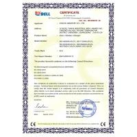 Vonlin industry Co.,Ltd Certifications