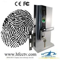 Buy cheap Biometric Fingerprint Door Lock with OLED Display and USB port, electronic biometric door lock (HF-LA501) product