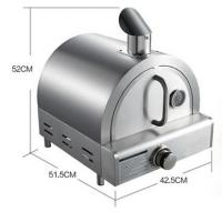 Buy cheap Pizza craft Pizzeria Portable outdoor Pizza Oven from wholesalers