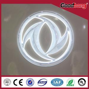 Buy cheap Programmable LED Display Car Sign, Car Logo product
