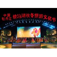 Buy cheap Ultra Clear P4.81 Slim Concert Led Screen , High Resolution Large Events Led Display product