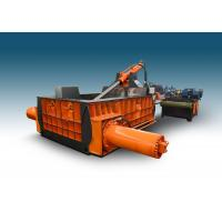Buy cheap 250 Tons Double Main Cylinder,60kw Power Scrap Metal Press machine from wholesalers