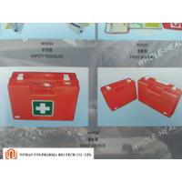 China Disposable Medical Surgical Instruments With Bouffant Cap / PP Coverall / First Aid Box wholesale