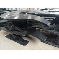 Buy cheap Cast Steel Bidirectional Trailer Fifth Wheel With 50mm / 90mm Towing Pins product
