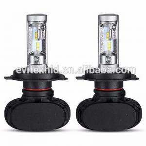 Buy cheap Fanless 50W S1 Car LED Headlight Bulbs / H4 9003 LED Auto Headlight Kits product