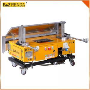 Buy cheap Ez renda Plaster Automatic Rendering Machine Stucco Interior Walls product
