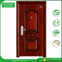 Buy cheap Exterior Steel Door with Mul-T-Lock China Turkish Steel Security Door Design Top Quality Iron Doors product