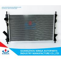 Buy cheap American Car Ford Aluminum Radiator For Model Fiesta Manuanl Transmission product