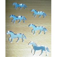 Buy cheap Horse Shape Acrylic Laser Cutter With Quick Delivery product
