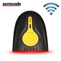 Buy cheap 433Mhz Symcode Barcode Scanner / 1D Laser Scanner Long Distance Scan Screen from wholesalers