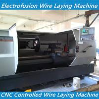 Buy cheap Delta CNC Electro Fusion Wire Laying Machine-PE Electro Fusion Fittings Equipment product