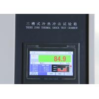 Buy cheap Environmental Simulation Thermal Shock Testing Chamber For Car Accessary Testing product