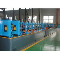 Buy cheap Blue Intelligent Industrial Ss Tube Mill For Stainless Steel Pipe Making product