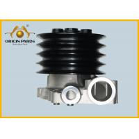 Buy cheap Aluminum Case ISUZU Water Pump 8976027810 With 4 Belts Pully For 6HK1 FVR product