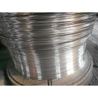 China Custom Stainless Steel Wire For Making Springs , Thin Spring Wire For Auto Industry on sale