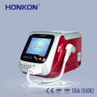 Buy cheap Arms / Armpits / Chest 808Nm Diode Laser For Hair Removal product