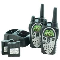 Buy cheap Handheld 3W Battery powered 20KHz police walkie talkie with antenna product