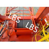 Buy cheap General - Purpose Spooling Device Winch With Lebus Groove / Bridge / Overhead Crane product