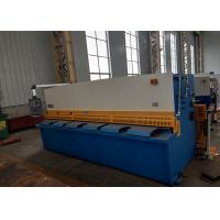 Buy cheap High Precision 25X2500 CNC Hydraulic Shearing Machine / Iron Sheet Cutter product