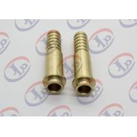 Buy cheap Non - Standard Brass Tube CNC Precision Parts Brass Joint 0.01KG For Sanitary Ware product