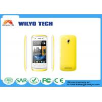 Buy cheap W9900 Touch Screen Cell Phones Dual Card WCDMA GPS Mobile Phone 3G product