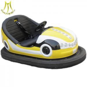 Buy cheap Hansel family entertainment amusement park games for sale amusement bumper car manufacturer product