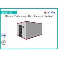 Buy cheap Environmental Formaldehyde Testing Equipment VOC Pretreatment Room from wholesalers