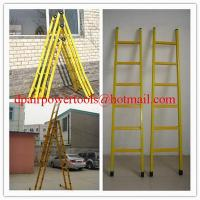 Buy cheap ladder&straight ladder,FRP Square Tube A-Shape insulated ladders product
