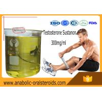 Buy cheap Injection Liquid Testosterone Sustanon 300mg/ml for Bodybuilding Muscle Mass product