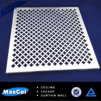 Buy cheap Modern Ceiling Tile and Decorative Perforated Metal Sheet product