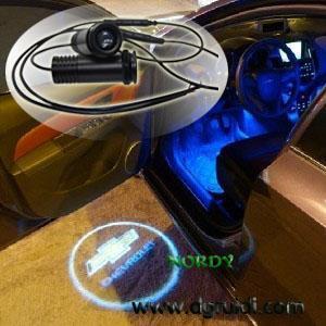 Buy cheap New Car Door logo Light Laser  3W auto logo Ghost Shadow light BMW Audi Ford product