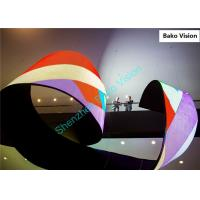 Buy cheap Ultra Light, Bendable, Flexible LED Display with Soft Rubber Module product