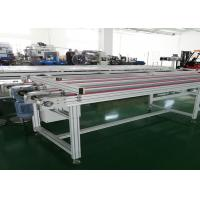 Buy cheap Automatic Flat Timing Belt Conveyor System For Automobile Electronic Assembly Line product